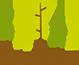 Naturarvet, logotyp